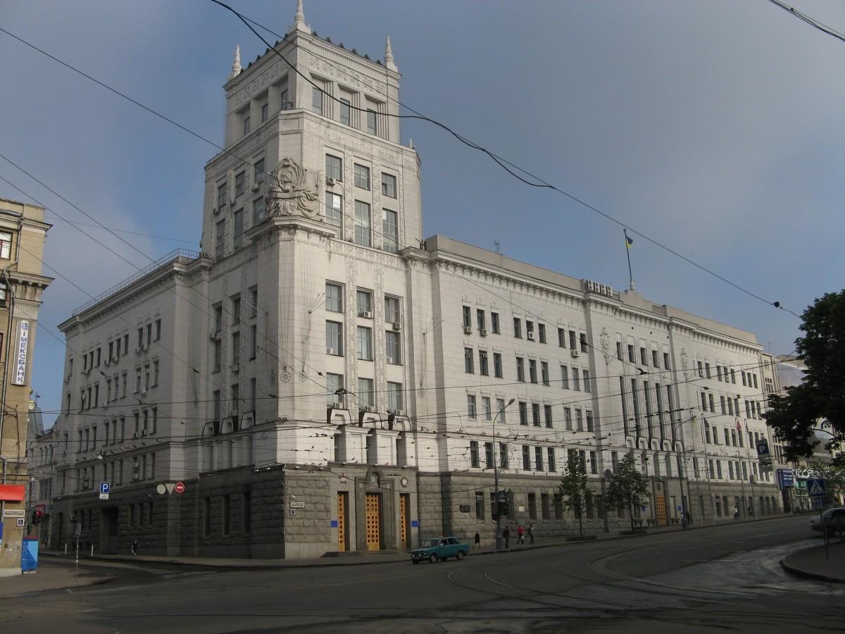 ВХарьковском горсовете проходит обыск поделу о«корпоративной схеме»