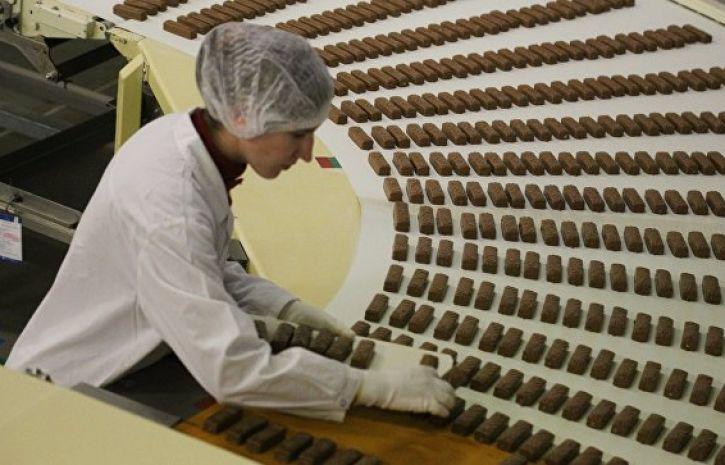 ВМексике начались продажи русского шоколада