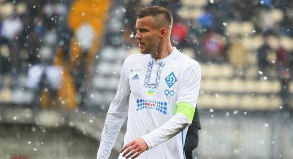 Ярмоленко накануне матча Хорватия— Украина: «Соперник нас ничем недолжен удивить»