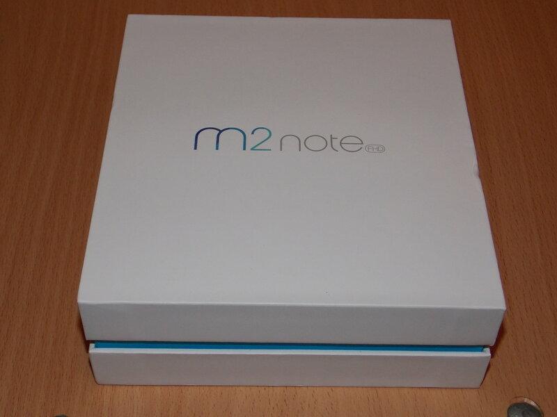 Meizu M2 Note (коробка)