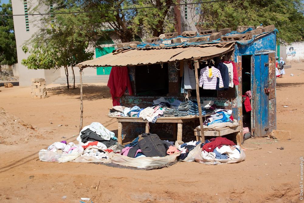 Сенегал, по дороге из дакара в Сен-Луи