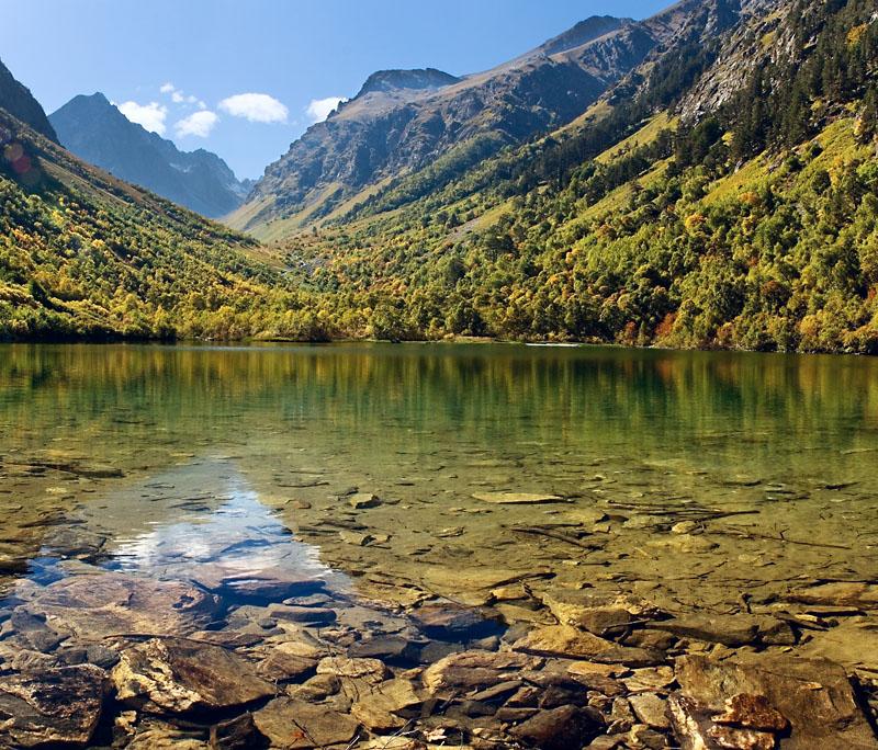Бадукские озера