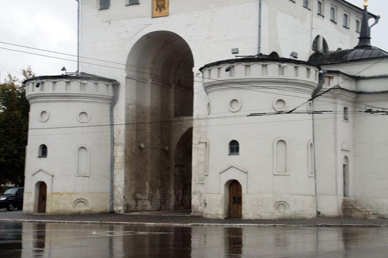 2013-09 Белокаменные храмы - Ризположения в Золотых воротах (Владимир) 1164