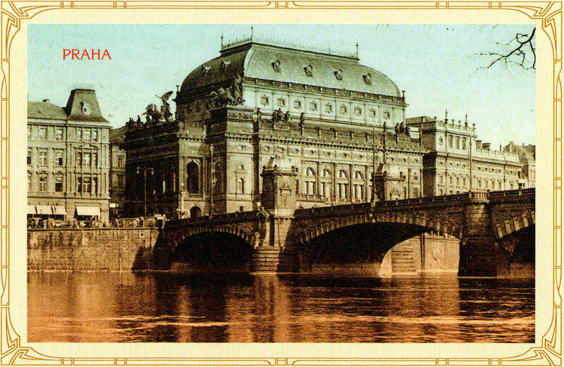 30. Национальный театр. 1919 год