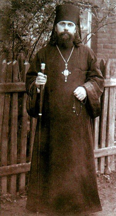 Епископ Даниил (Троицкий). Фото конца 1920-х-начала 1930-х гг.