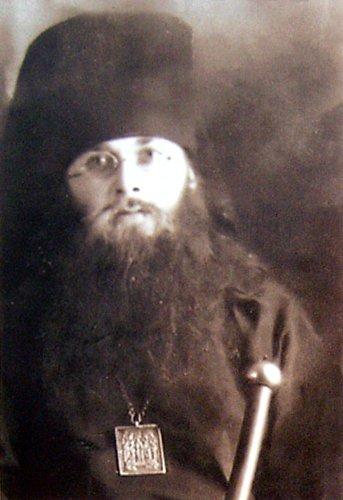 Архиепископ Серафим (Протопопов). Фото 1930-х гг.