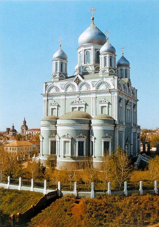 Вознесенский собор. Фото конца 1980-х гг.