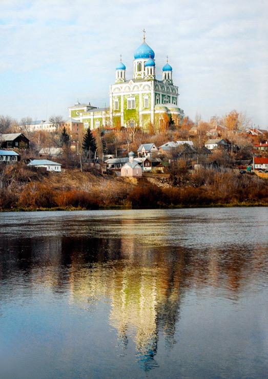 Соборный храм Вознесения Господня. Фото 2006 г.