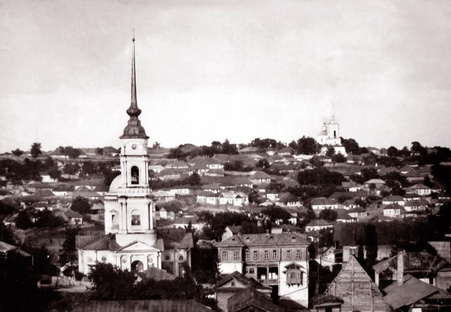 Владимирская церковь и Предтеченский храм