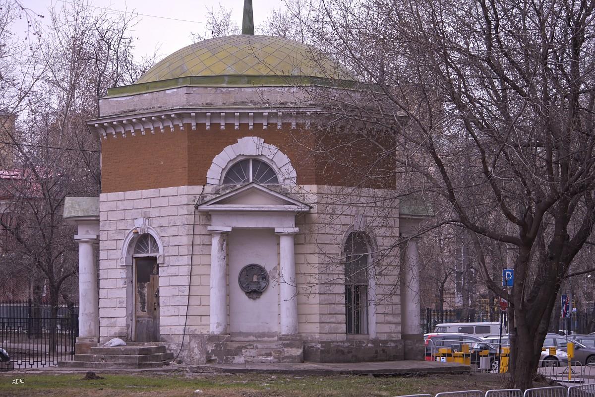 Павильон фонтан-водокачка «Октагон»