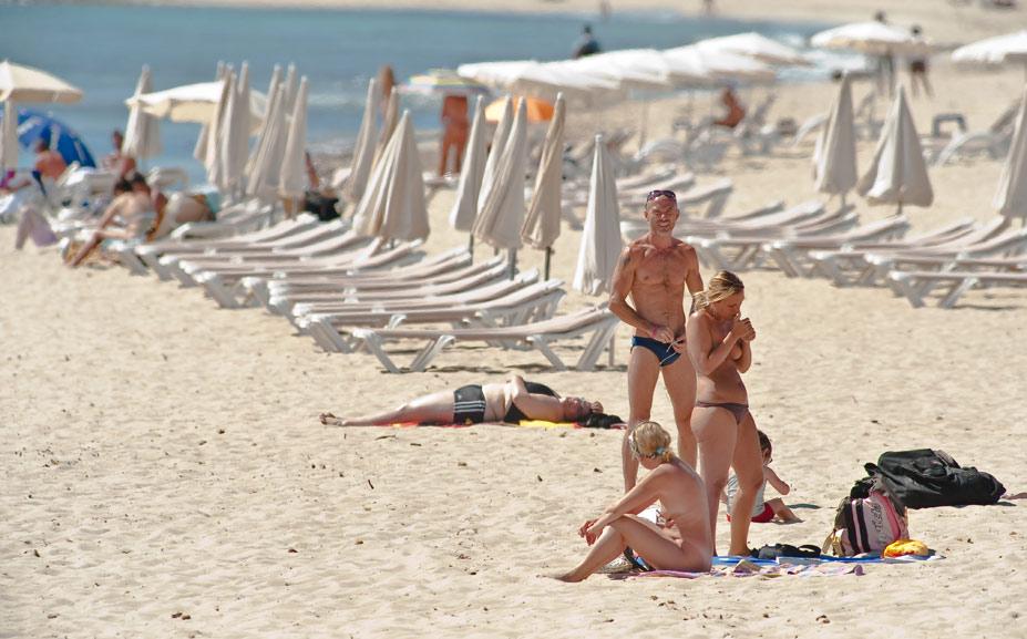 Es Cavallet, Ибица, Испания - десять лучших нудистских пляжей мира / Ten Best Nude Beaches in the World