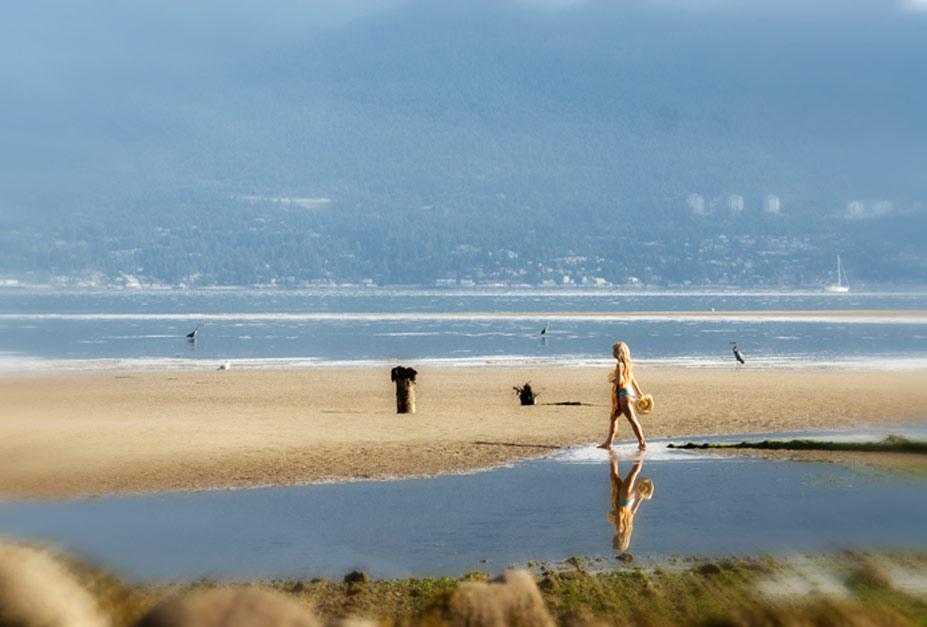 Wreck Beach, Ванкувер, Канада - десять лучших нудистских пляжей мира / Ten Best Nude Beaches in the World