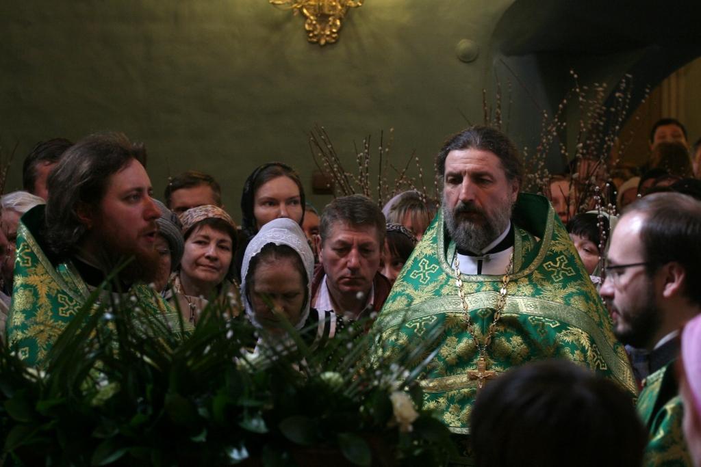Вербное воскресение. 2014