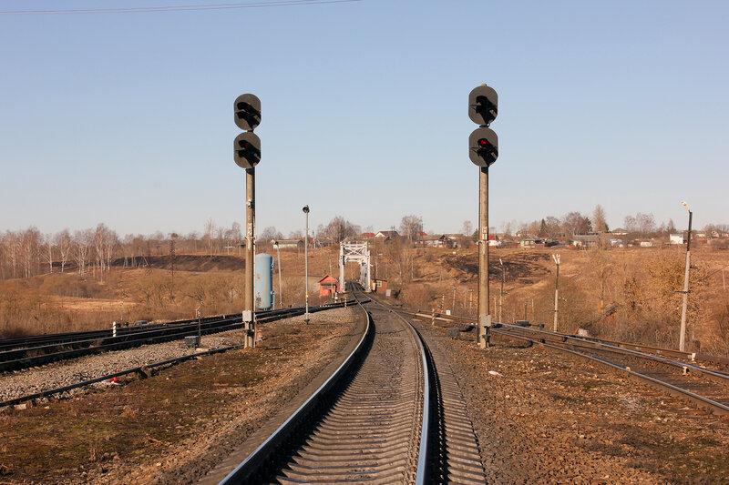Выходные по станции Зубцов