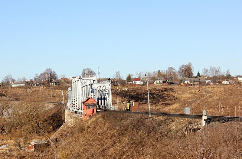 Мост через реку Вазуза