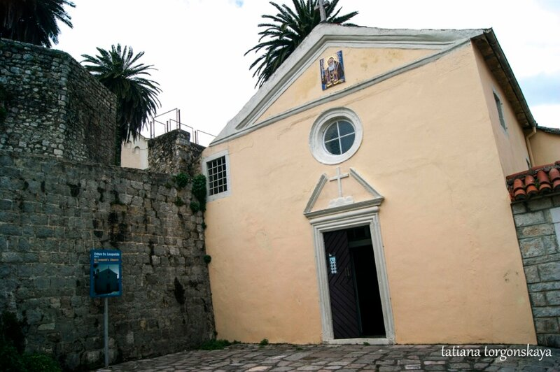 Церковь Святого Леопольда Мандича