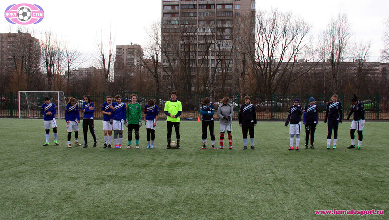 Кубок Лиги 10 Чемпионата ЖФЛ по футболу 6х6