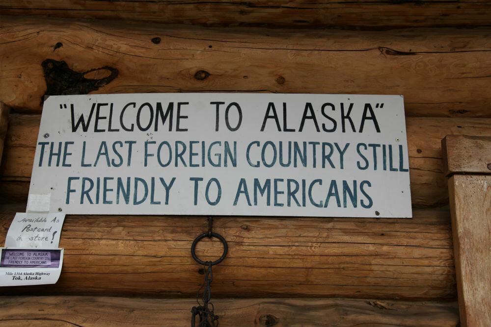 Голосование за Аляску