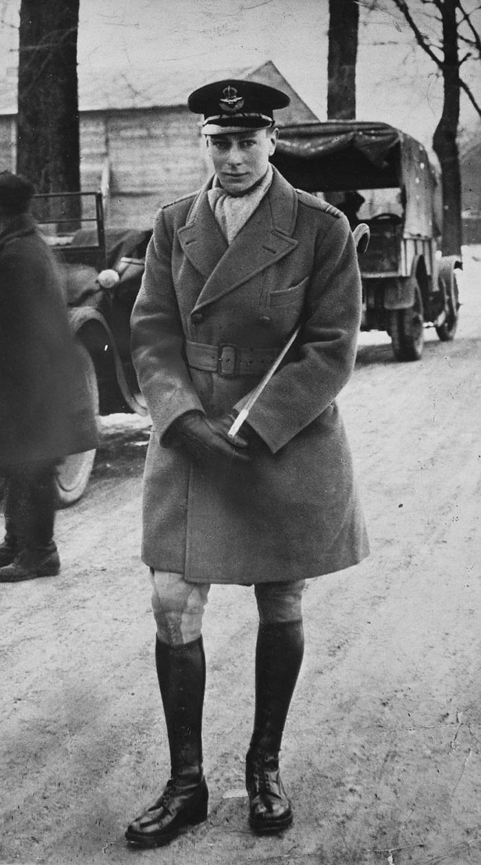 принц Альберт  около 1918