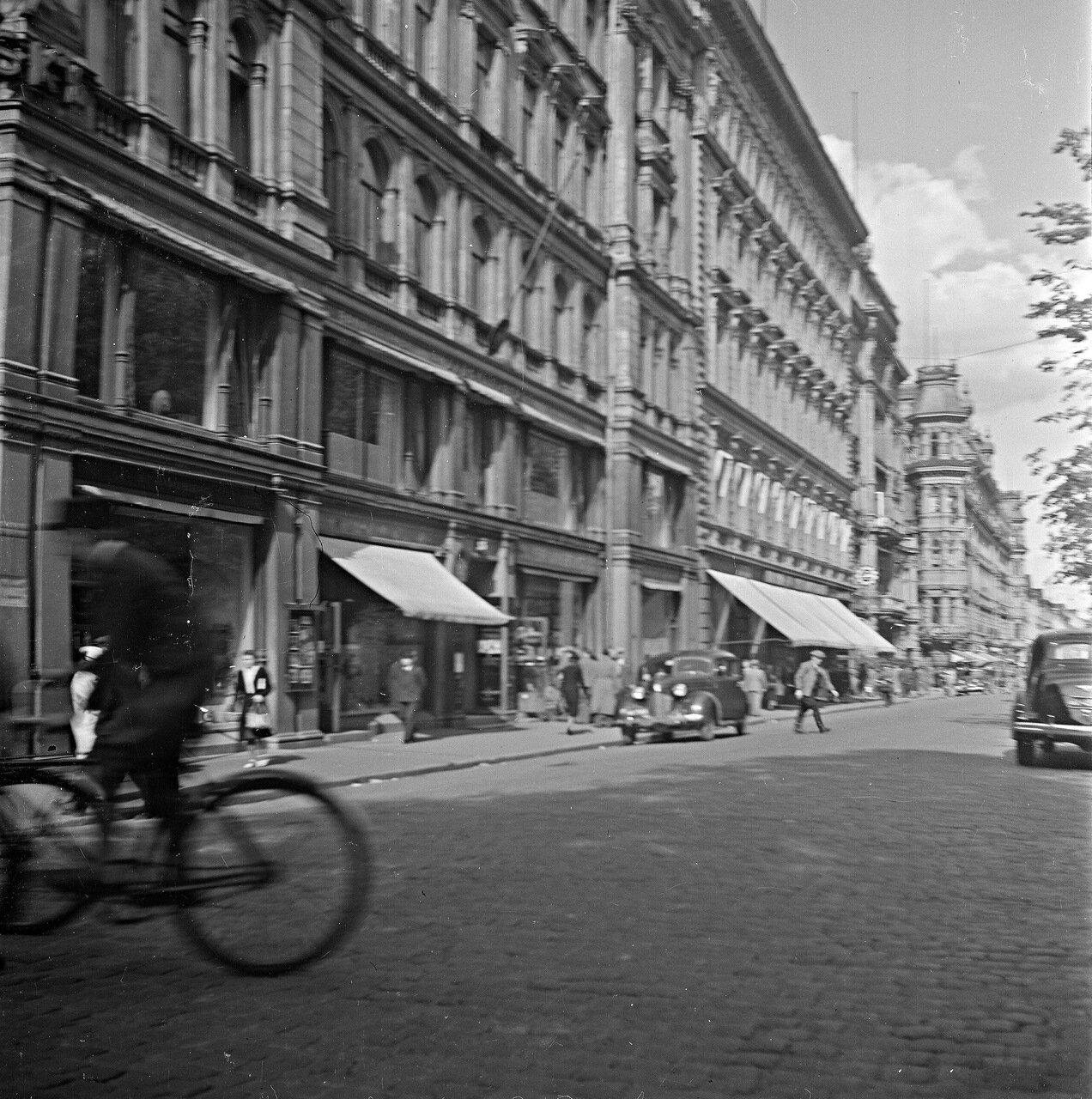 1941. 20 июня. Экспланада