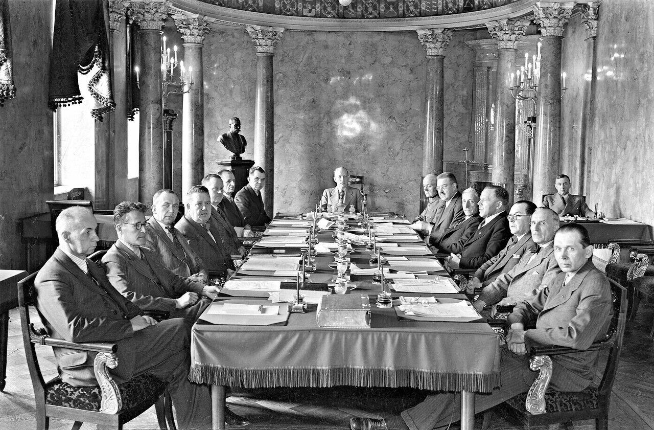 1941. 20 июня. Заседание Государственного Совета