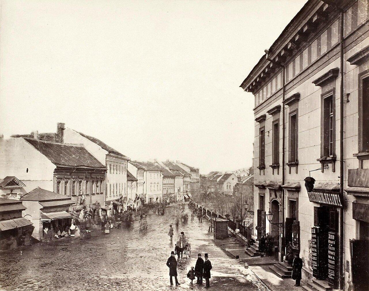 Главная улица. 1870