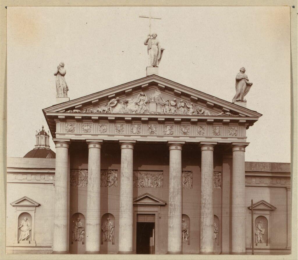 Кафедральный собор. 1912