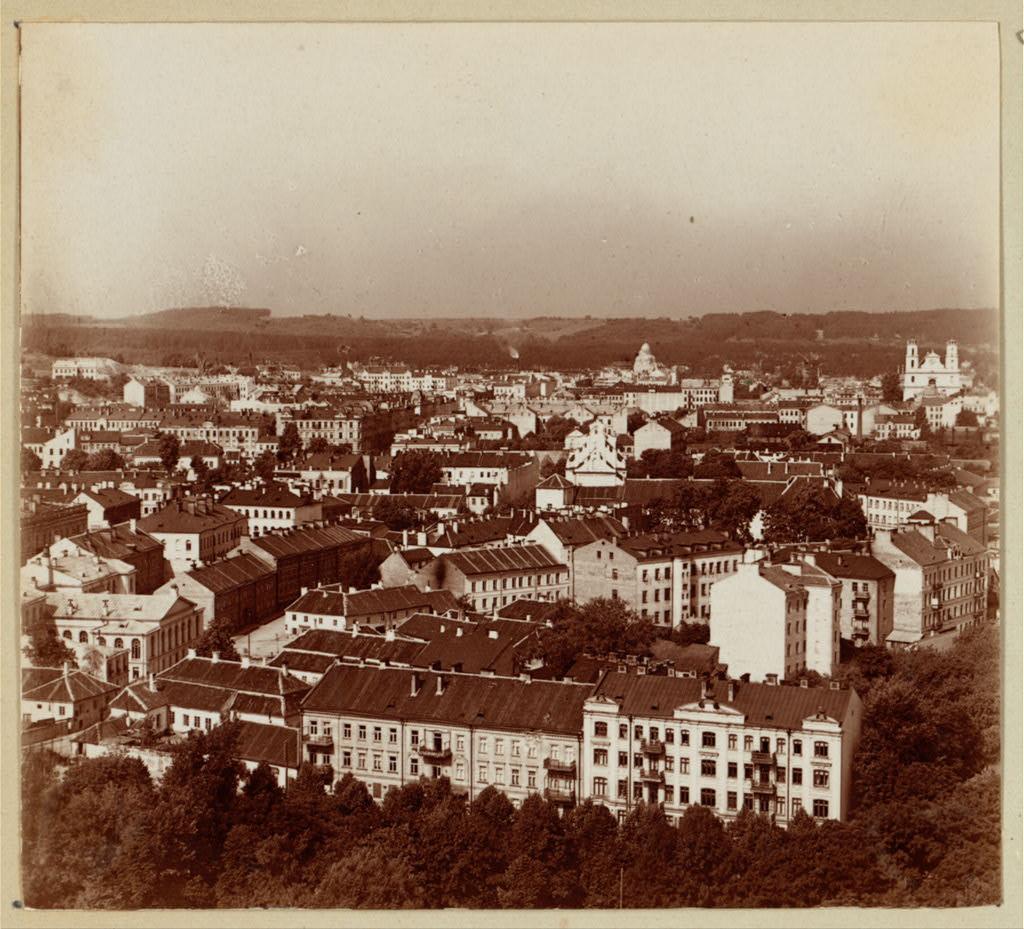 Общий вид с юго-востока. 1912