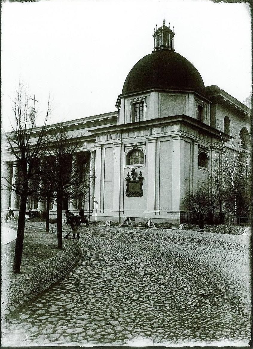 Часовня Святого Казимира. 1900