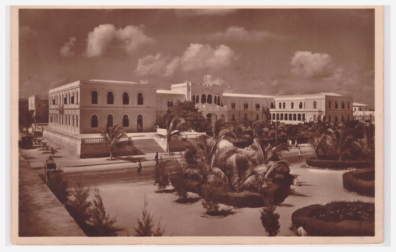 1938. Дворец губернатора