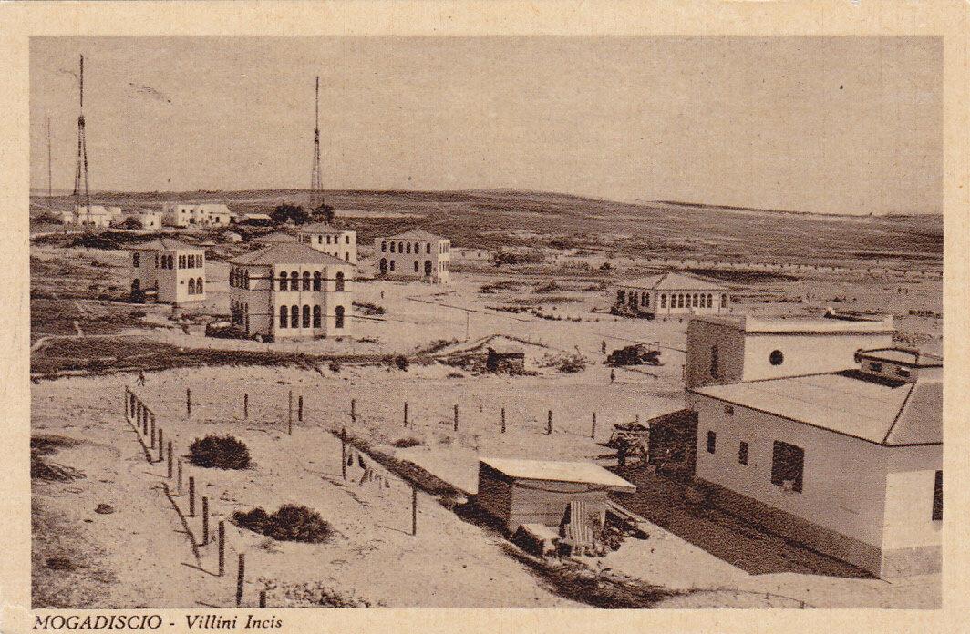 1930-е. Район коттеджей