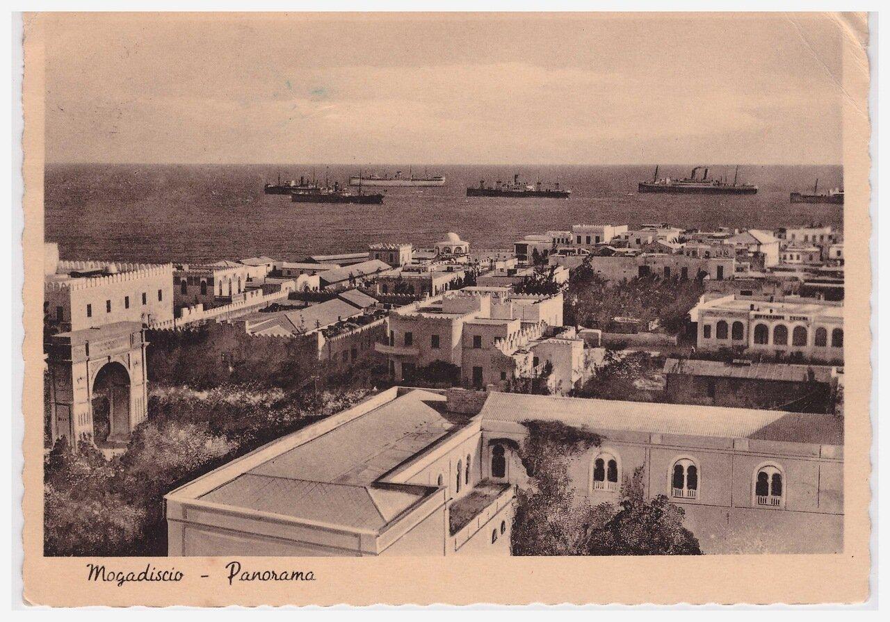 1950-е. Панорама