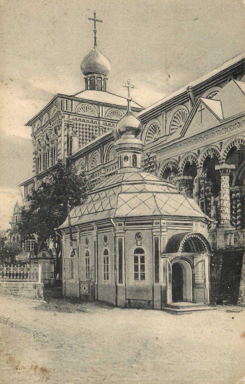 Троице-Сергиевская Лавра. Трапезная