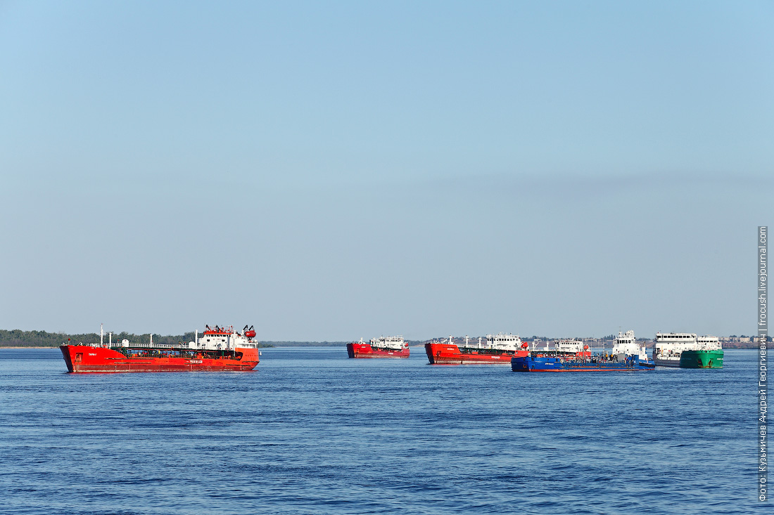 танкеры Palmali