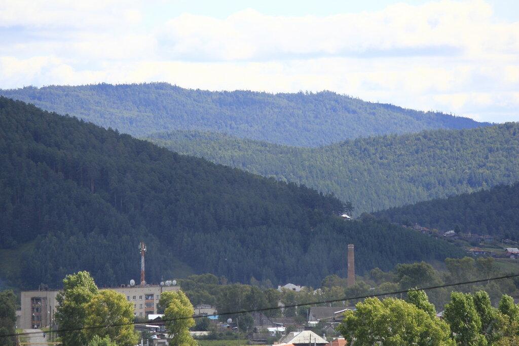 фото города Куса, гора Моховая, Липовые горы