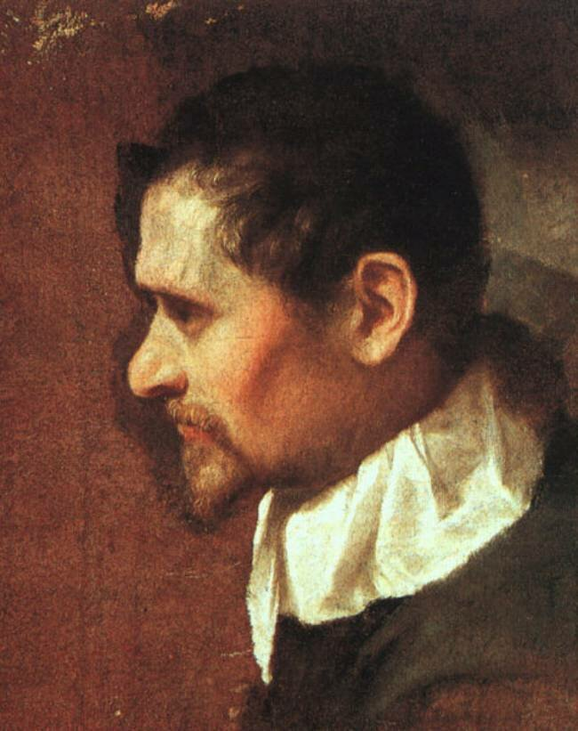 Annibale_Carracci_-_Self-portrait 1590-е.jpg