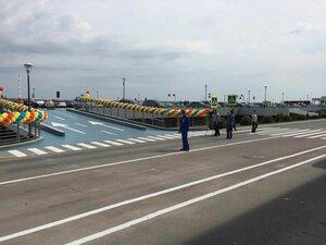 В аэропорту Кишинева открылась многоуровневая парковка