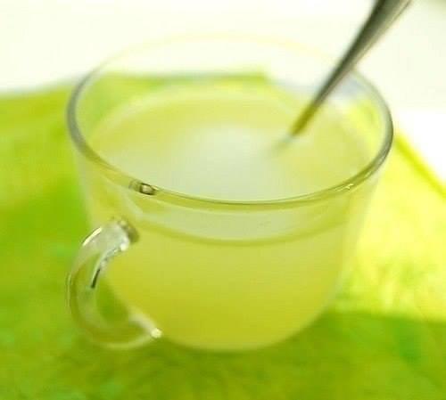 Имбирный лимонад для иммунитета и лета
