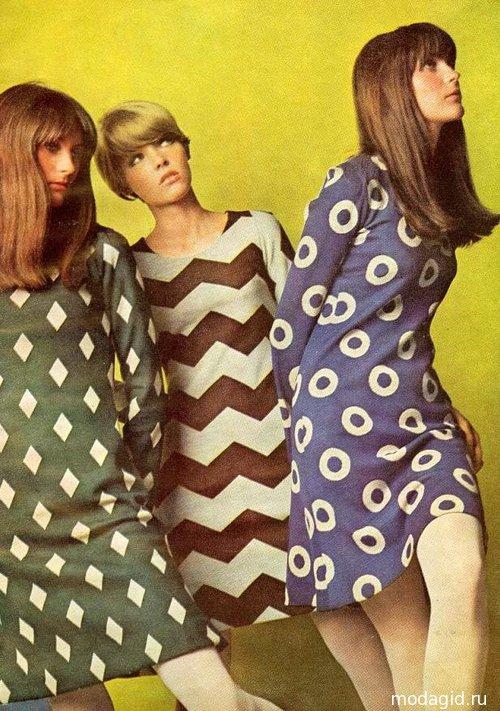 История моды XX века