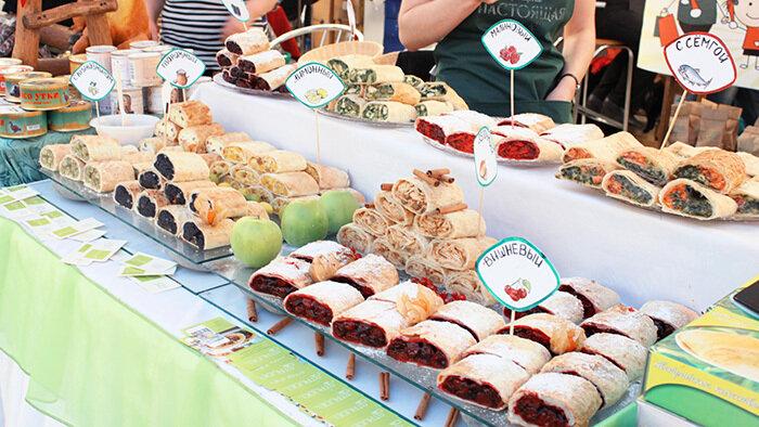 Ярмарка еды и дизайн-маркет