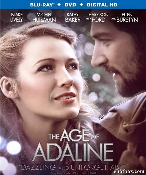 Век Адалин / The Age of Adaline (2015/BDRip/HDRip)