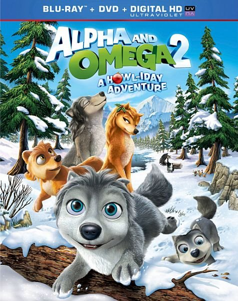 ����� � �����: ����������� ������������ ��� / Alpha and Omega 2: A Howl-iday Adventure (2013) BDRip 1080p/720p + HDRip