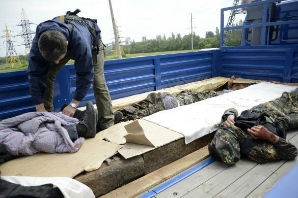 На границе с Украиной остается очень большое количество российских войск, - Пентагон - Цензор.НЕТ 7596
