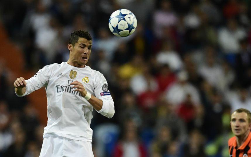 «Реал» разгромил «Шахтер» впервом матче Лиги чемпионов
