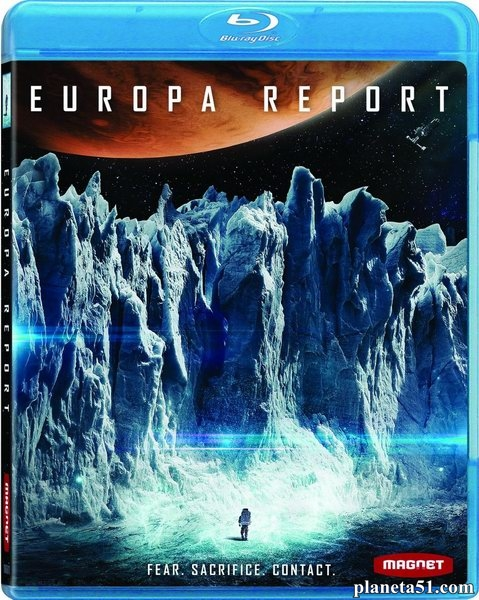 Европа / Europa Report (2013/BDRip/HDRip)