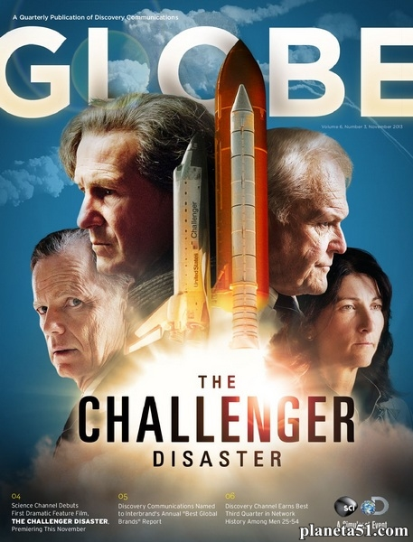 Челленджер / The Challenger (2013/HDTV/HDTVRip)