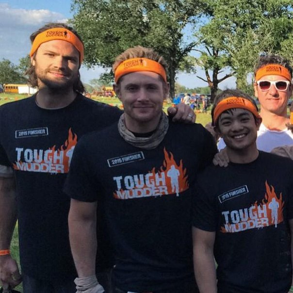 Соревнования на выносливость Tough Mudder 2015