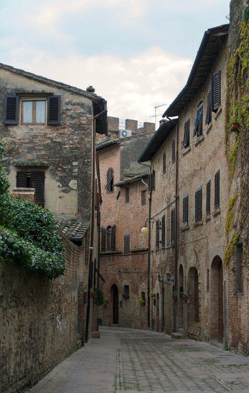 Чертальдо...Тоскана