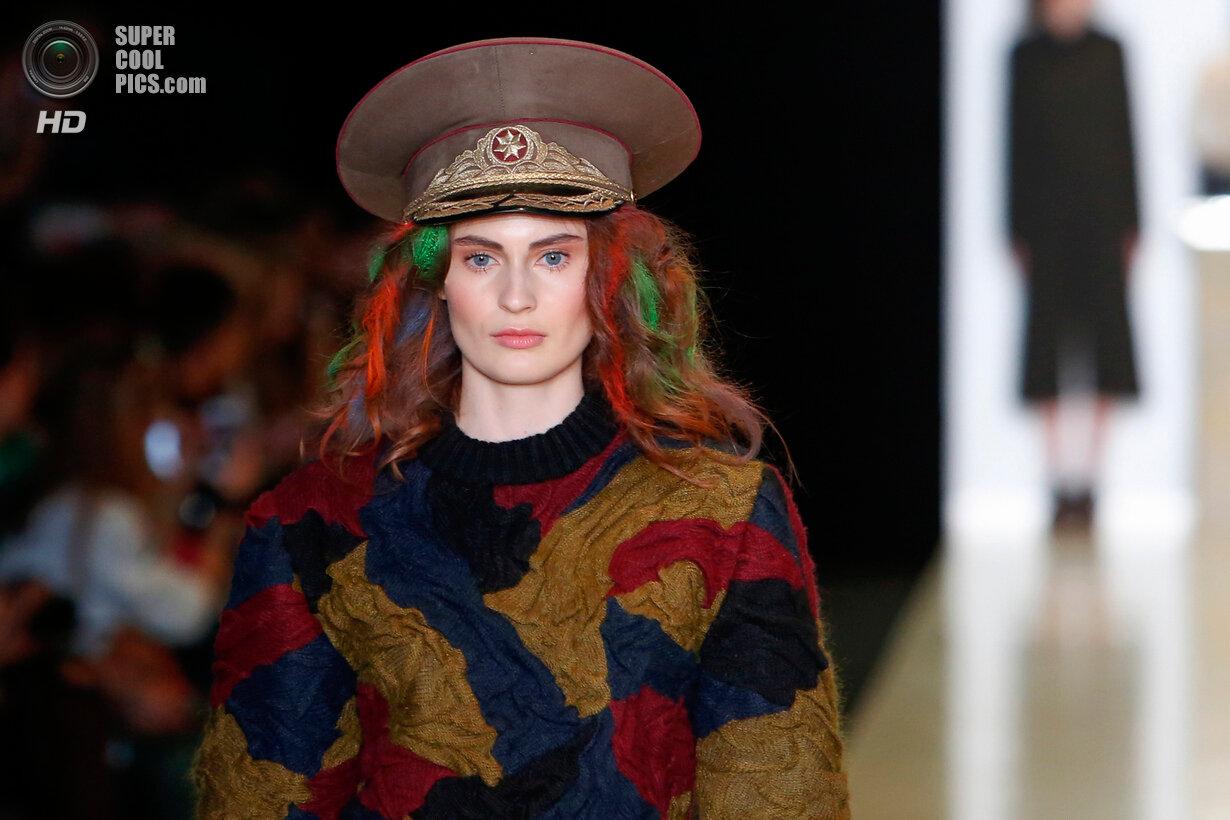 Russia Fashion Ria Keburia