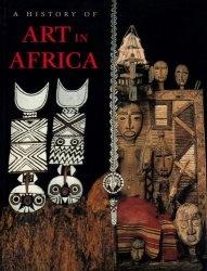 Книга A History of Art in Africa